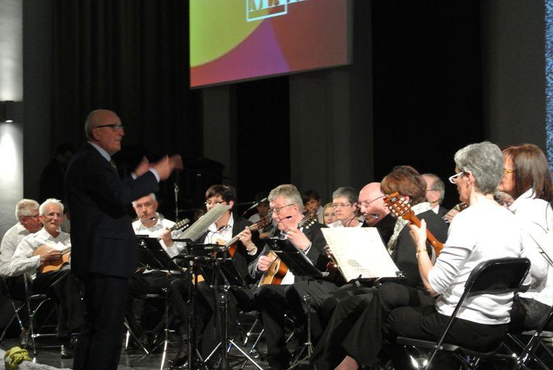 60-jarig bestaan Muziekatelier Hasselt